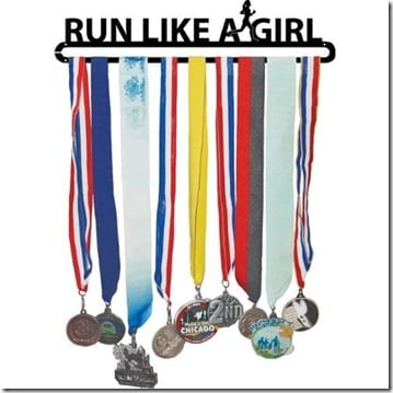 race medal holder 2012 Runner Gift Guide