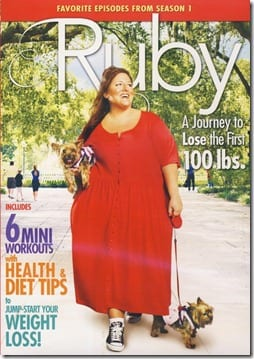 Ruby DVD Cover thumb Weight Loss Wednesday–Ruby Dvd Giveaway