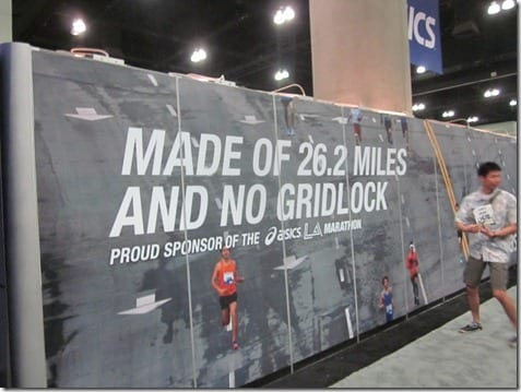 IMG 1527 800x600 thumb Los Angeles Marathon Expo