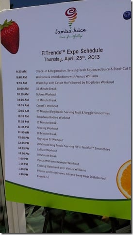IMAG2174 450x800 thumb Jamba Juice Fitrends Expo with Venus Williams