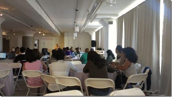 IMAG2255 thumb Silent Saturday–Latina Bloggers Conference and Run