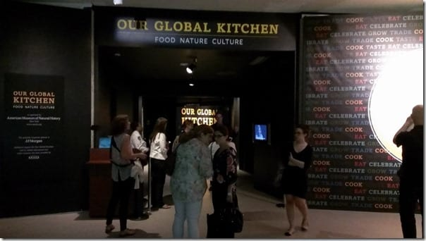 IMAG5377 800x450 thumb Our Global Kitchen at the Natural History Museum