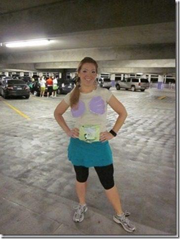 ariel costume for run Disney race thumb SportHooks Giveaway–Race Medal Hanger