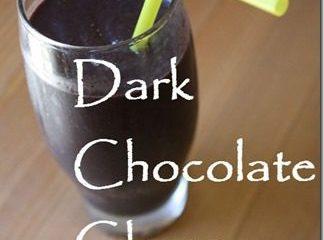 Dark Chocolate Cherry Smoothie Recipe
