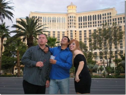 hanging out in las vegas thumb Happy Birthday Michael and My Mole