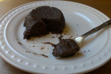 Protein Brownie in a Mug Recipe