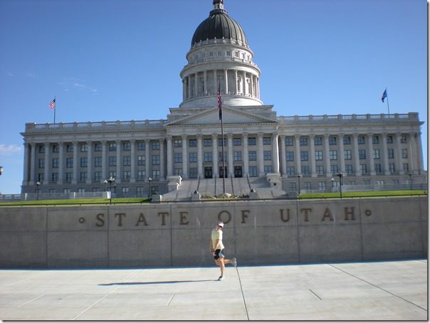 running in salt lake city thumb Healthy Business Travel–Outdoors Part II