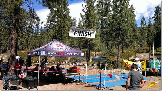xterra half marathon in snow valley recap race 800x450 thumb Xterra Snow Valley Trail 21K Race Recap