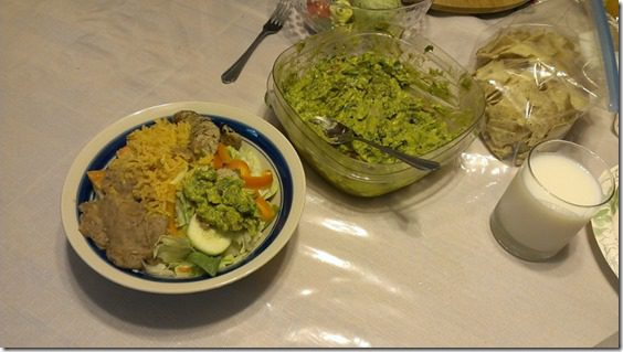 random mexican salad 800x450 thumb Friday Food and Feet on the Street