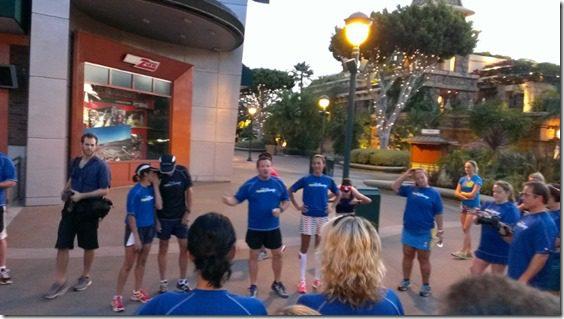 running clinic 800x450 thumb Disneyland Half Marathon Tweet Up Meet Up