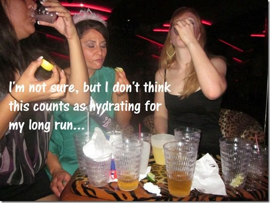 shots shots shots on a cruise thumb 10 Tips to Survive Your Long Run