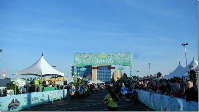tinkerbell finish line thumb WIN a RunDISNEY Trip by finding Glass Sneakers