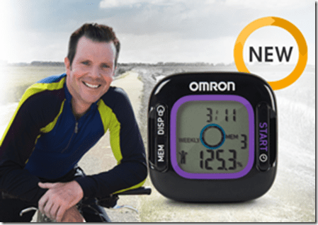 Weight Loss Tracker And Pedometer From Omron