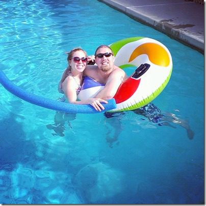 pool time on labor day 800x800 thumb Silent Sunday–Labor Day