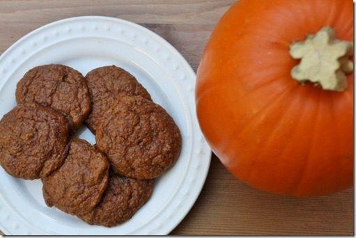 IMG 3716 800x533 thumb Pumpkin Pie Cookies Recipe