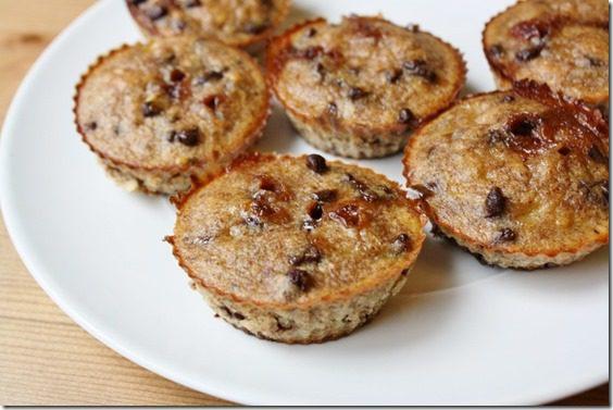 IMG 4037 800x533 thumb 3 Ingredient Banana Muffins Recipe