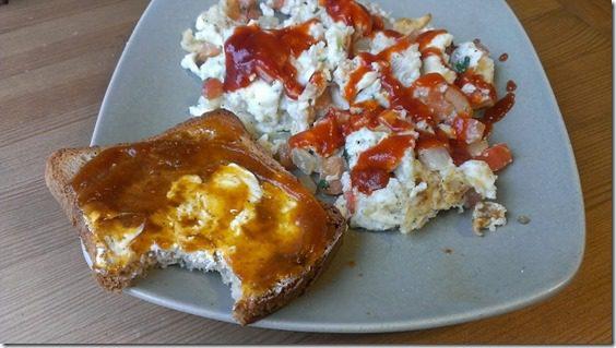 breakfast pumpkin butter toast 800x450 thumb Marathon Taper Tips Tuesday