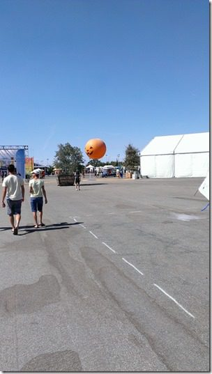 the great park balloon 450x800 thumb Bella Buns and Solar Decathlon–Somehow these things are related but not really