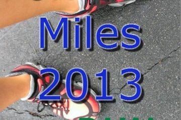 Pile on the Miles–LAST WEEK!!!