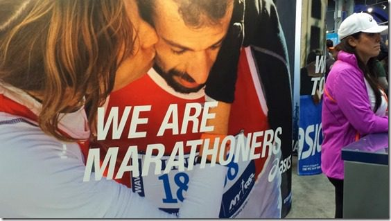 we are marathoners 800x450 thumb New York City Marathon Expo