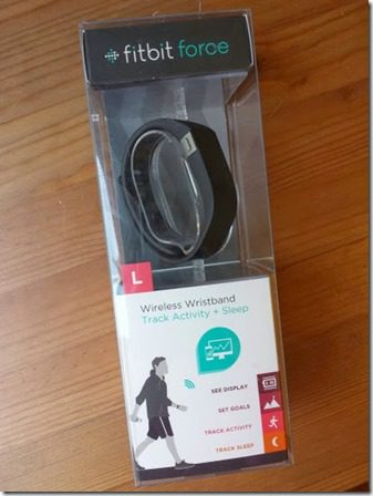 fitbit force review weight loss wednesday blog 409x545 thumb FitBit Force Review and Giveaway