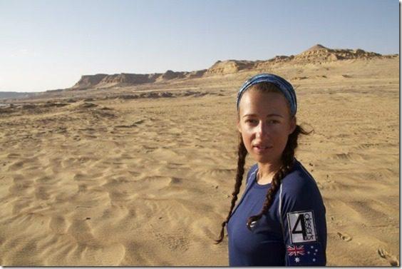 samantha gash thumb Marathon Discounts and Desert Runners Movie with Sam Gash Interview