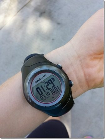 10 mile run sore 600x800 thumb Two Podcasts Tuesday and PhotoBombing Video
