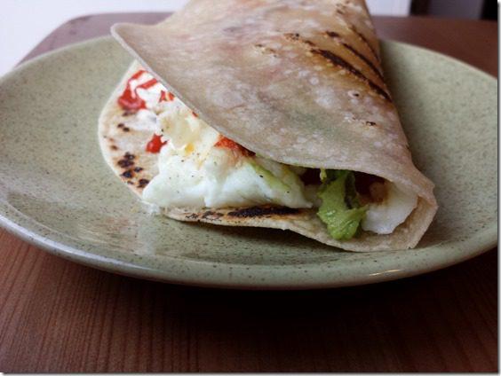 avocado on breakfast quesadilla 800x600 thumb Motivation for Running–LA Marathon Week