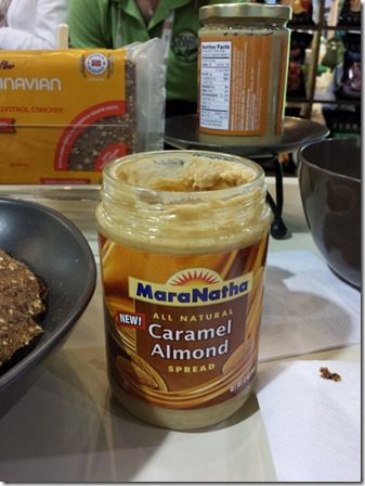 caramel almond butter 600x800 thumb Top Ten New Foods from the Natural Products Expo West