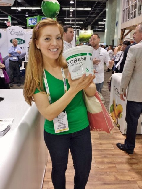 Natural Products Expo Asics