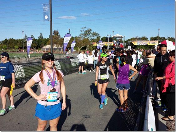 half marathon pcrf orange county california 800x600 thumb PCRF Half Marathon Results and Recap WITHOUT a watch