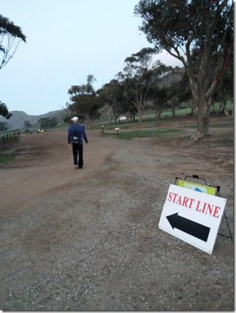 marathon start line trail race catalina 600x800 thumb Catalina Marathon Results and Recap