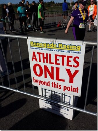 renegade racing athletes only 600x800 thumb PCRF Half Marathon Results and Recap WITHOUT a watch