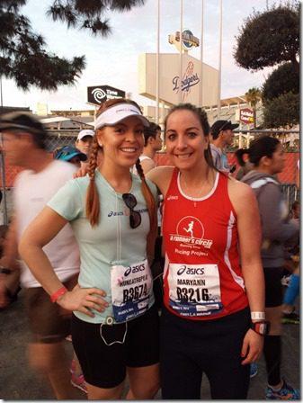runeatrepeat and balanced bean la marathon 600x800 thumb LA Marathon and Carb Loading Mexican Style