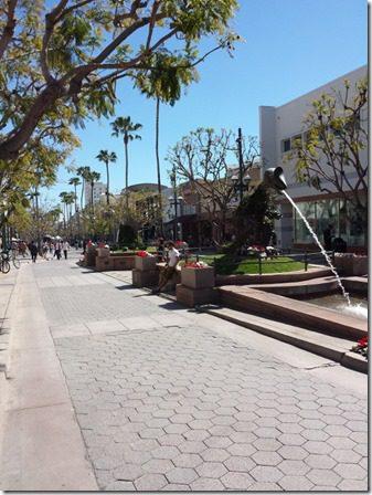 third street santa monica 600x800 thumb LA Marathon Outtakes and Asics Giveaway Winners