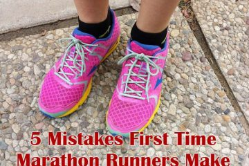 5 Mistakes First Time Marathon Runners Make During Training