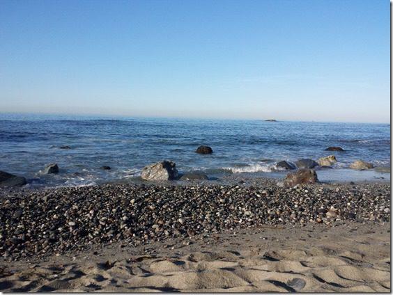 at the beach dana point california 800x600 thumb Jamba Juice Green Smoothie Giveaway