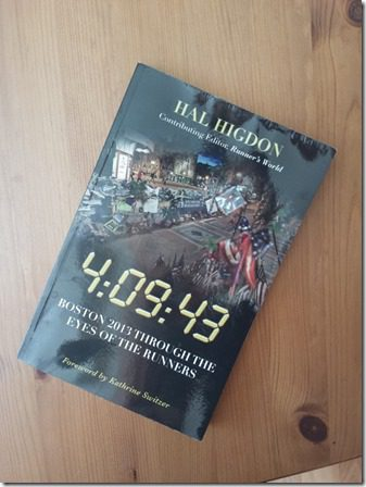 hal hidgon boston marathon book 600x800 thumb1 4:09:43–Interview with Hal Higdon, writer of the Boston Marathon book from a Runner's view