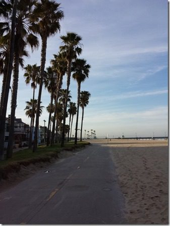 running in los angeles paths 600x800 thumb Running In Santa Monica California