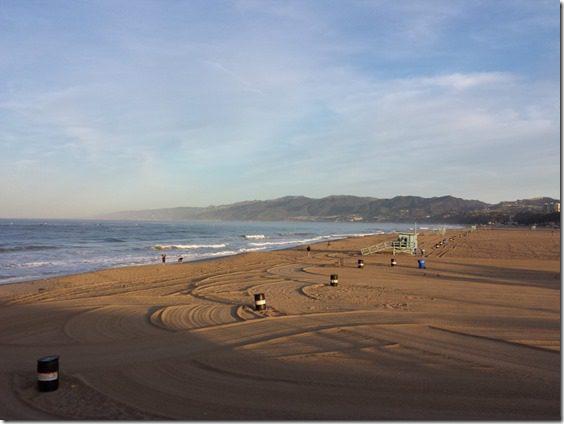 running on santa monica pier 800x600 thumb Running In Santa Monica California