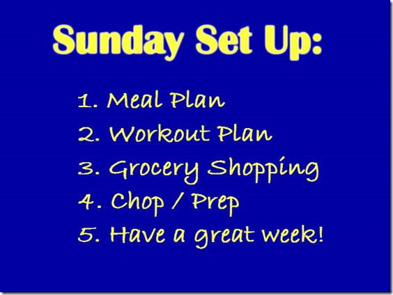 sunday set up plan thumb Sunday Set Up and Sushi on Saturday