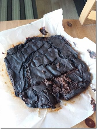 the grossest brownies of my life 600x800 thumb What I Ate and Wore and Ruined Today…