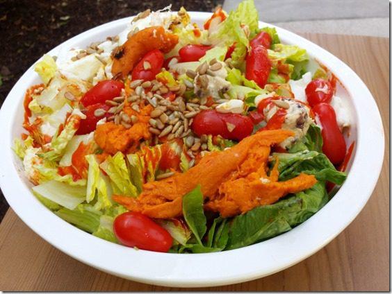 beautiful salad 800x600 thumb Gonzalo Beans