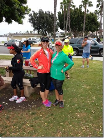 sole runners with leann 600x800 thumb Chi Running To Prevent Injuries and the BEST FISH TACOS in California