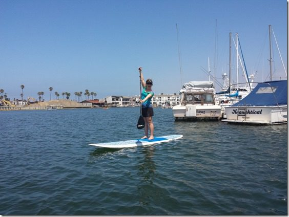 paddle board time 800x600 thumb The New Lesson I Learned from TV