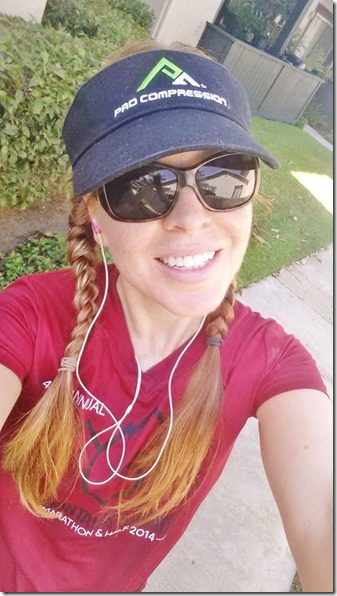 runner girl selfie get a life monican. 450x800 thumb Do Coyotes Attack Runners and Bad News For Champagne Lovers!
