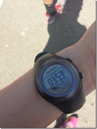 sub 4 hour marathon san diego 600x800 thumb1 Suja Rock N Roll Marathon Results and Fun in SD