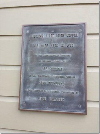 the first irish coffee 600x800 thumb Irish Coffee Created in San Francisco and Dancing on Lombard Street