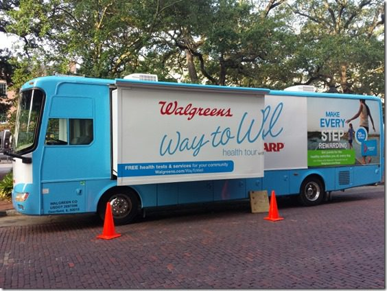 walgreens way to well tour 800x600 thumb Saturday at Fitbloggin in Seven Points…