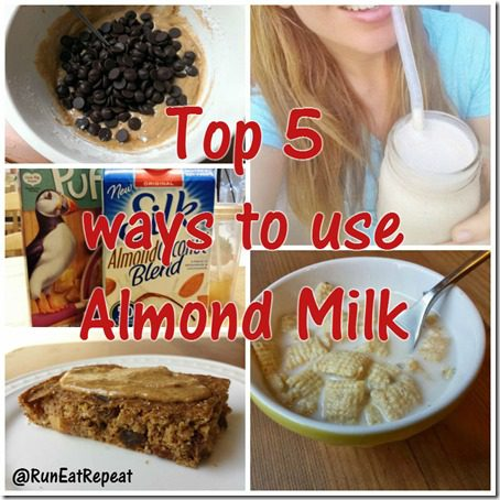 top 5 ways to use almond or coconut milk  thumb Top 5 Ways to Use Almond Milk